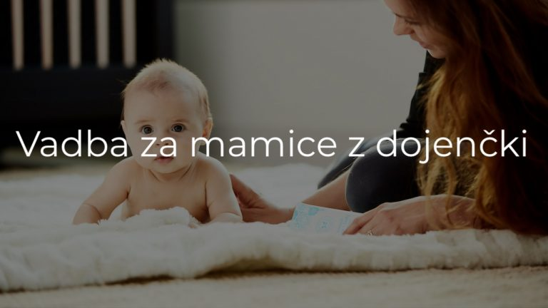 Vadba za mamice z dojenčki